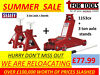 Sealey Trolley Jack Deals 2 ton 3 ton and axle stands 3 & 6 ton Aluminium Racing Jacks Rocket Lift Lurgan Just Off M1 Junction 10 Delivery / Collection, Belfast
