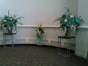 REDUCED wedding floral arrangements