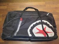 Bike Bag including 2 wheel bags.