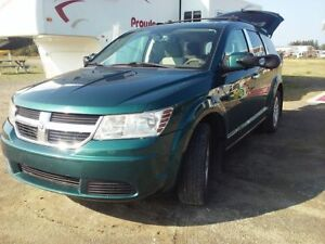 2009 Dodge Journey SX