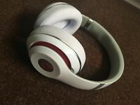 Beats Studio 2.0 Wired White/Red