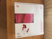 Bugaboo cameleon fabric set hot pink
