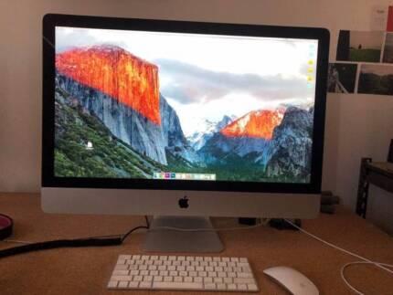 iMac (Retina 5K, 27-inch, Late 2015) - CHEAP!