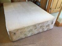 Free Silentnight Double Divan bed base