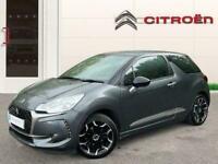 2016 DS Automobiles DS 3 1.2 Puretech Elegance Hatchback 3dr Petrol s/s 110 Ps H