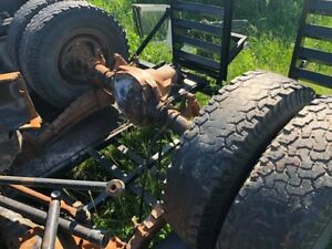 1991 Ford F-350 Dually Rear Axle w/4.10's