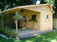 Garden Sheds  10 x 10 starting at 1800.00!