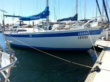 Columbia 34 sailing sloop Craigmore Playford Area Preview