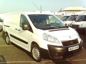 Peugeot Expert 1200 1.6 HDI 90 L2 H1 DIESEL MANUAL WHITE (2013)