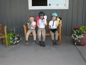 Riding Lessons - HOLIDAY SPECIAL PROMOTION!!!