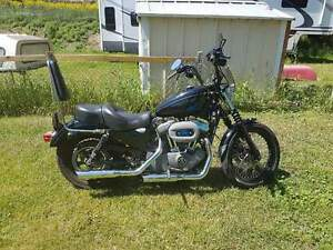 Harley Davidson 2010 Nightster - immaculate low km