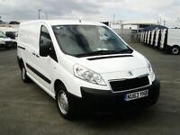 Peugeot Expert EXPERT 1200 1.6 Hdi 90 H1 Van DIESEL MANUAL WHITE (2013)