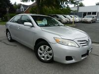 2010 Toyota Camry LE ONE OWNER NO ACCIDENT SERVICE RECORDS