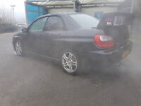 Impreza wrx bugeye turbo 2002 subtle mods exc condition full service history
