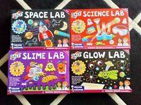 4 Galt Science Kits -BRAND NEW/UNUSED SELLING AS A BUNDLE