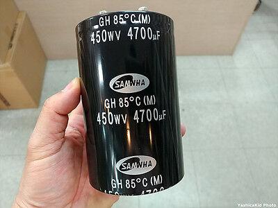 Samwha Electrolytic Capacitor 4700uF, 450V