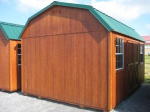 Woodtex Lincoln Shed