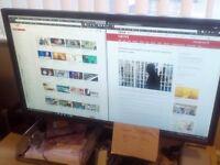 "Asus 4K 28"" 1ms monitor( PB287q)"
