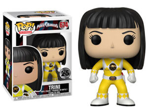Power Rangers Trini Funko Pop