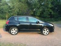 2011 Peugeot 3008 1.6 SPORT 5d 120 BHP Hatchback Petrol Manual