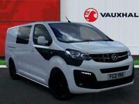 2021 Vauxhall Vivaro L2 Diesel 3100 2.0d 150 Ps Elite H1 D/cab PANEL VAN DIESEL