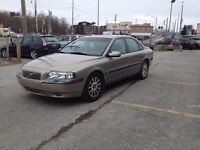 2001 Volvo S80 T6,safety e/t+36month warranty included