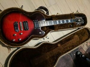 Hagstrom Select Swede 2009 - Burgandy Burst