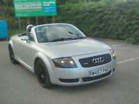 AUDI TT 225 QUATTRO SOFT TOP VGC FSH SELL SWAPS WHY