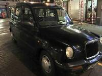 Tx1 black taxi 99 t reg