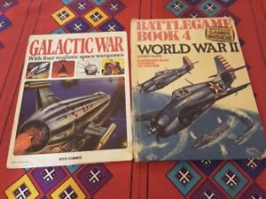 Battle Game books and Dungeon Magazine books -RARE