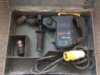 Bosch gbh 4dfe 110v drill