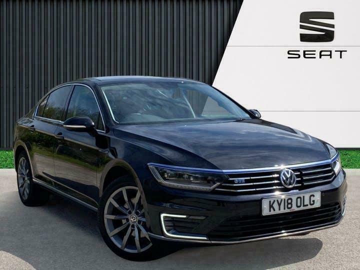 2018 Volkswagen Passat 1.4 Tsi Gte Advance Saloon 4dr Petrol Plug In Hybrid Dsg