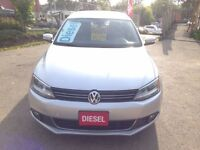 2011 Volkswagen Jetta TDI - Diesel - NO ACCIDENT - REDUCED