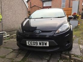 Ford Fiesta 1.25 Style +