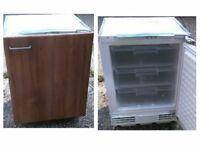 Integrated freezer