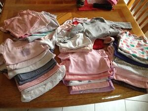 BABY GIRL 9-12 month clothing lot