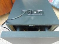 Lab Gear Active Subwoofer for home hi-fi / tv / ipod - bass