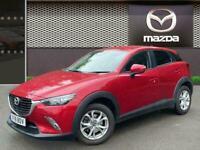 2018 Mazda CX-3 2.0 Skyactiv G Se L Nav Suv 5dr Petrol s/s 121 Ps Hatchback PETR