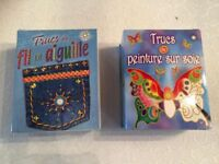 3 Art Activity Kits in French