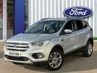 2018 Ford Kuga 1.5t Ecoboost Titanium Suv 5dr Petrol Manual s/s 150 Ps Estate PE