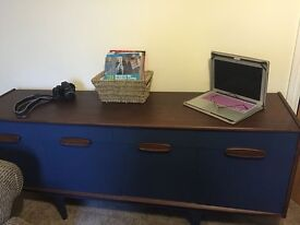 Upcycled sideboard solid wood