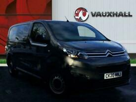 2020 Citroen Dispatch 1.5 Bluehdi 1000 Enterprise M Panel Van 6dr Diesel Manual