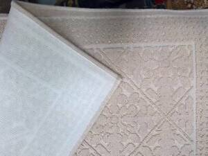 Kitchen Carpet Rug Rubber Backed Runners Two Sizes Available