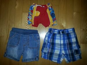 Boy's Size 12 Months Shorts for Sale!