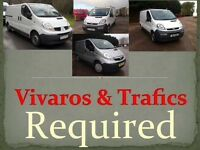 TRAFIC VIVARO PRIMASTAR NON RUNNER FAULTY INJECTORS ENGINE OR GEARBOX ISSUES