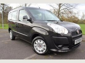 2012 Fiat Doblo 1.6 Diesel Full Mot + Service Only 25,000 Miles 1 Owner Ideal Taxi / Mpv £5495