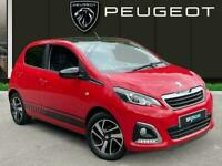 2018 Peugeot 108 1.0 Allure Hatchback 5dr Petrol 72 Ps Hatchback PETROL Manual