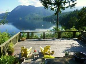 6157 CORACLE DRIVE Sechelt, British Columbia
