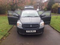 Dodge Caliber 1.8 SE 5dr£2,299 p/x welcome 1 OWNER FROM NEW,FREE WARRANTY