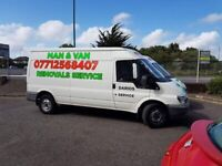 MAN AND VAN REMOVALS SERVICE CHEAPEST